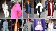 Jennifer Lopez Shocks with 6 Outfits in One Day: Every Look from Her Second Act Promo Tour