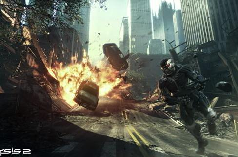 Ex-Free Radical (Crytek UK) working solely on Crysis 2 multiplayer