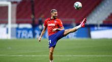 Foot - Transferts - Transferts: Yannick Carrasco quatre ans à l'Atlético de Madrid