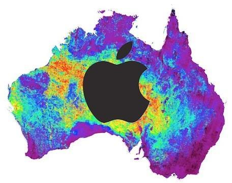 Apple warranty blunder Down Under