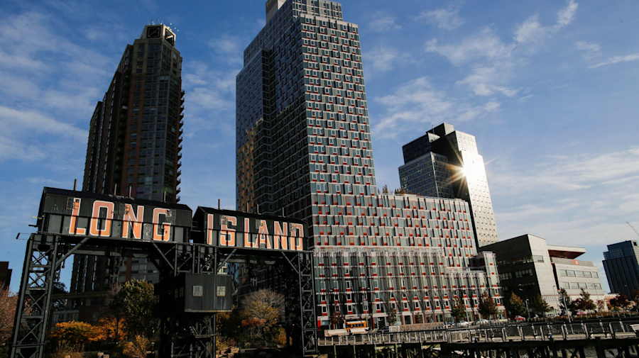 Amazon picks sites for its new split headquarters