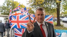Britain First's Paul Golding Charged Under The Terrorism Act