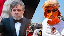 Mark Hamill admits orange Darth Vader costume story was a 'Comic-Con Job' (update)
