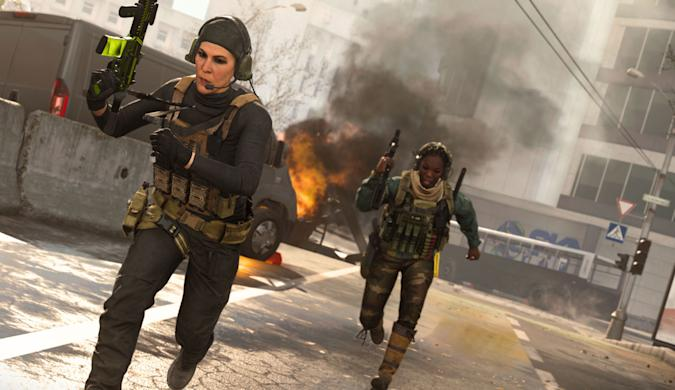Duos mode in Call of Duty: Warzone