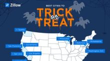 San Francisco Tops the List of Best Cities for Trick-or-Treating
