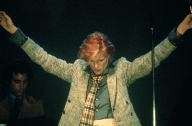 David Bowie fused science fiction and pop culture