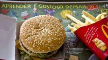 McDonald's Runs Out of Buns in Rio de Janeiro