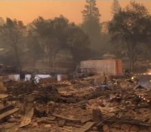 Death toll rises to 76 in Northern California fire with winds ahead