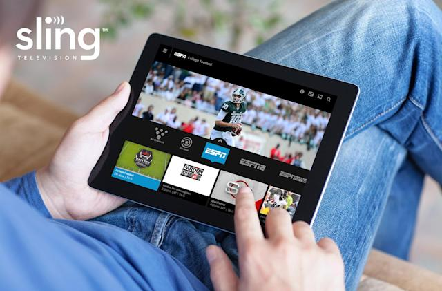 Sling TV expands Cloud DVR to Chromecast, Xbox One and smart TVs