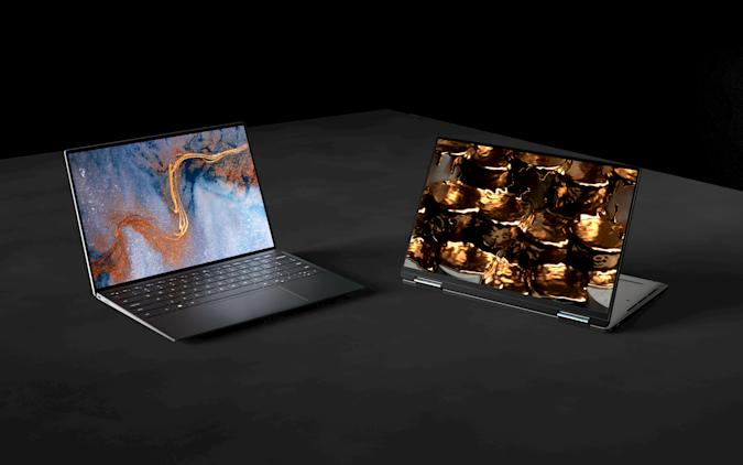Dell XPS 13 and XPS 13 2-in-1 (2020)