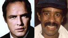 ¡RUMORAZO! Marlon Brando tuvo una noche de pasión con Richard Pryor