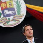 Venezuela's Guaido to meet with Pompeo in Colombia on Monday: sources
