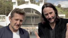Keanu Reeves and Alex Winter confirm 'Bill & Ted 3' will start filming this year