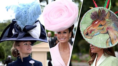 Every oversized (and outrageous) hat spotted at Royal Ascot 2018
