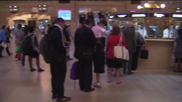 Options Slim For Metro-North Commuters Amid Power Failure