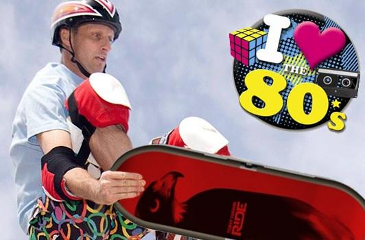 GameStop adds '80s-themed level to Tony Hawk Ride pre-orders