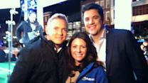 Behind the scenes with 'GMA' in NOLA