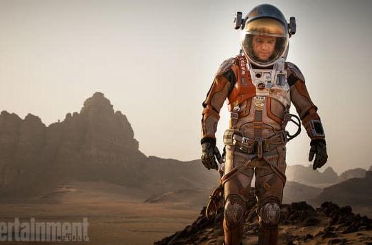 'The Martian' trailer: Matt Damon gets stranded on Mars