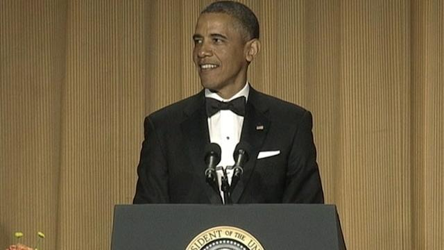 Top Laughs, Best Jabs From White House Correspondents' Dinner