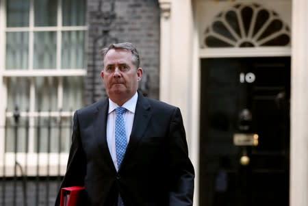 Image result for Leak of ambassador's memos about Trump could harm UK-U.S. relations: British minister