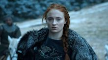 Sophie Turner Got Her Sex Ed From 'Game of Thrones' Scripts