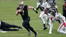 Taysom Hill leads New Orleans Saints to victory