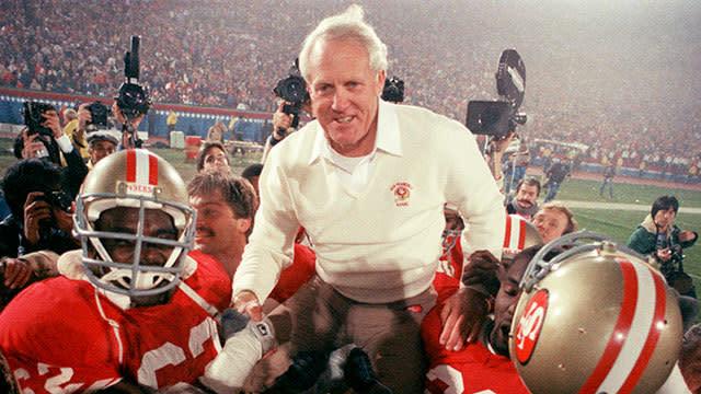 'NFL 100 Greatest' Teams, No. 4: 1984 San Francisco 49ers - Yahoo Sports