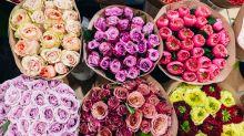 Lo sentimos, las flores podrán ser románticas, pero no del todo ecológicas