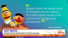 Sesame Street releases statement denying that Bert & Ernie are gay