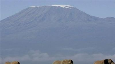 Doctor Reaches Top Of African Mountain