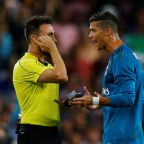 Soccer: Ronaldo loses appeal against five-match ban