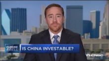 Is the Chinese market still investable?