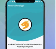 Google takes down app that removes Chinese software