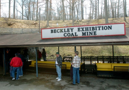 Beckley, W.V., is in the middle of West Virginia coal country. (AP)