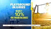 Brain Injuries on the Rise at Playgrounds