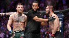 Khabib Nurmagomedov rubs it in after Conor McGregor's UFC 257 knockout loss