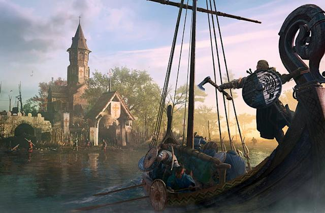 Ubisoft debuts Viking history podcast ahead of 'Assassin's Creed Valhalla'