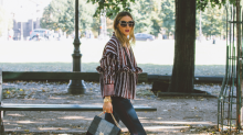 Street style super queen: Olivia Palermo's fashion week wardrobe