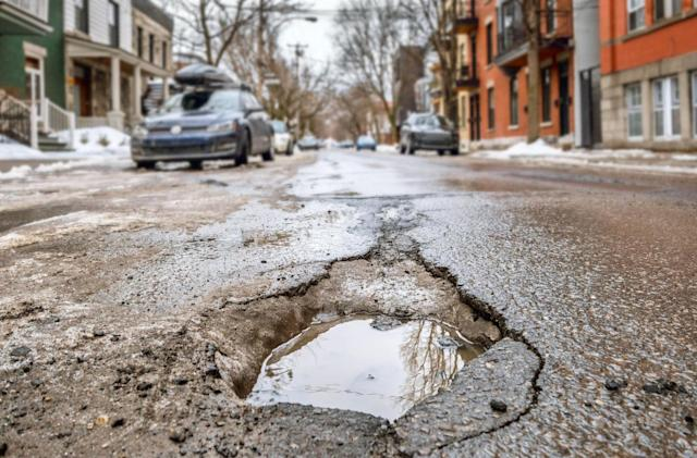 Self-repairing roads could also charge your electric car