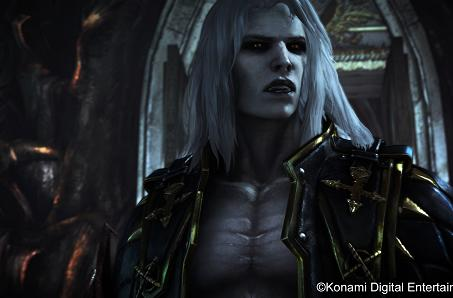 Alucard returns in Castlevania: Lords of Shadow 2 DLC this month [Update]