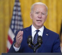 As Biden improves with vets, Afghanistan plan a plus to some