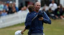 """Golf: Kuchar """"crushed"""" by defeat to Spieth at Birkdale"""