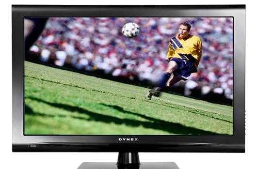 Trade in six games at Future Shop tomorrow, get a 32-inch LCD TV