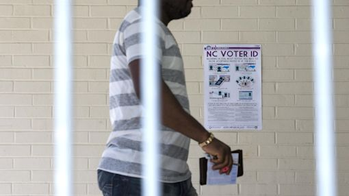 Courts deal setbacks to GOP voting restrictions in 3 states