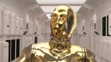 C-3PO star Anthony Daniels says the Oscars are 'snobbish' towards 'Star Wars'