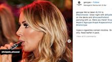 Vape companies banned from promoting e-cigarettes on public Instagram pages