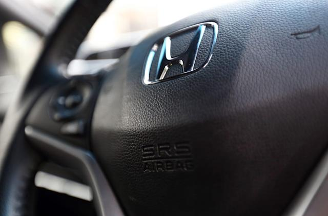 Honda recalls another 2.2 million vehicles over airbag trouble