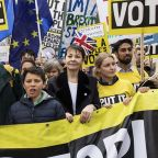 1 Million People March Against Brexit In London