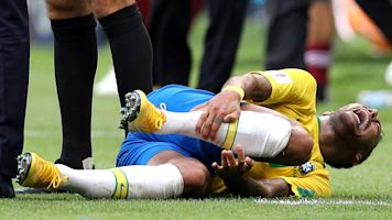 'Do you think I want to suffer tackles?' - Neymar defends theatrics
