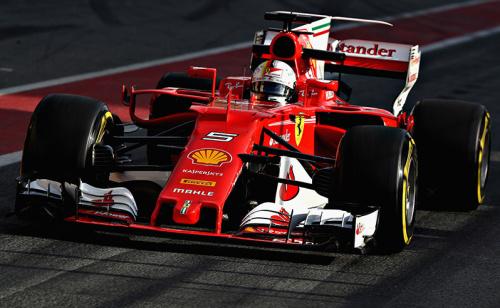 Vai começar a temporada 2017 da Fórmula 1! Hamilton já surge como favorito no GP da Austrália, pagando o dobro pela Pole!